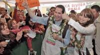 Ecatepec, Méx.- La esposa del gobernador Enrique Peña, Angélica Rivera, y el alcalde Eruviel Ávila Villegas anunciaron la construcción de 23 comedores escolares en Ecatepec, para llegar a un total […]