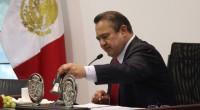 Ecatepec, Méx.- El consenso del Cabildo local votó, en forma unánime, la aprobación del ejercicio de recursos por 3 mil 357 millones de pesos para el presente año, el cual […]