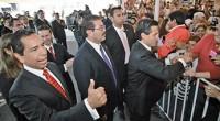 Ecatepec, Méx.- Con el anuncio del cumplimiento del 100 por ciento de los compromisos, así como la próxima construcción de 10 nuevos parques y la instalación de 82 cámaras de […]