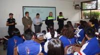 Ecatepec, Méx.- Con el objetivo de crear una cultura de la prevención del delito y evitar adicciones en jóvenes, el gobierno local, a través de la Dirección de Seguridad Ciudadana […]