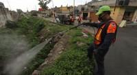 """Ecatepec, Méx.- La Dirección de Protección Civil y Bomberos iniciaron el programa """"Desinfección, desinsectización y desratización para escuelas y colonias de este municipio», en espacios públicos, como parte de los […]"""