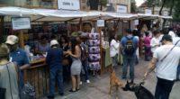Este sábado 19 de mayo arrancó la décima edición del Ecofest, en la Av. Álvaro Obregón, en la Col. Roma. Donde se puede encontrar exposición de 130 diversos emprendedores.