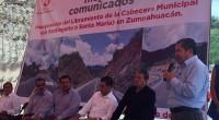 Zumpahuacán, Méx.- El gobernador de la entidad, Eruviel Avila Villegas, puso en marcha, aquí, el libramiento Santiaguito-Santa María, obra que beneficiará a más de 20 mil mexiquenses. Esta obra carretera […]