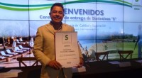 """La Secretaria de Turismo (SECTUR), otorgó al hotel Paradisus Playa del Carmen, del grupo Meliá Hotels International, elDistintivo """"S""""por su compromiso con la preservación del medio ambiente. Carlos Segura Ponce, […]"""