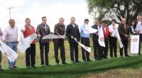 Ecatepec, Méx.- El gobernador de la entidad, Eruviel Ávila Villegas, y el secretario de Comunicaciones y Transportes (SCT), Gerardo Ruiz Esparza, al conmemorar el 249 aniversario del natalicio de José […]