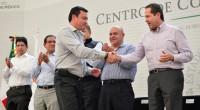 Ecatepec, Méx.- El secretario de Gobernación, Miguel Angel Osorio Chong, refrendó aquí los resultados positivos arrojados por la coordinación entre la entidad mexiquense y el gobierno federal, en el combate […]