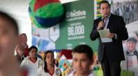 Nezahualcóyotl, Méx.- Los Estados de México y Querétaro avanzan en el desarrollo humano, dio a conocer, aquí, el gobernador mexiquense, Eruviel Avila Villegas. Al hacer entregar apoyos de las Acciones […]
