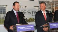 Toluca, Méx.- En el transcurso de la actual administración se han captado inversiones extranjeras y nacionales en el Estado de México, por un monto de 102 mil millones de pesos, […]