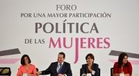 Metepec, Méx.- El gobernador de la entidad, Eruviel Avila Villega, junto con Lorena Cruz Sánchez, presidenta del Instituto Nacional de Mujeres (INMujeres), y Patricia Mercado Castro, directora general de Iniciativa […]