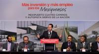Soyaniquilpan, Méx.- El gobernador de la entidad, Eruviel Ávila Villegas, y Germán Ahumada Alducín, presidente de la empresa Desarrollos Urbanos Integrales (DUI), firmaron el Fideicomiso para el Desarrollo de la […]