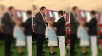 Coatepec Harinas, Méx.- El gobernador de la entidad, Eruviel Ávila Villegas, entregó la Plaza Estado de México en esta población, consistente en un especio para la recreación y convivencia familiar […]