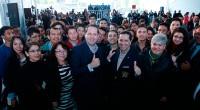 Toluca, Méx.- El gobernador de la entidad, Eruviel Ávila Villegas, reiteró, aquí, que en materia de educación no habrá recortes en el presupuesto del próximo año. Dijo que, por el […]