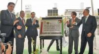 Tlalnepantla, Méx.- El gobernador de la entidad, Eruviel Ávila Villegas, inauguró una planta de cogeneración de energía de CPIngredientes–IGSA en este municipio, en cuya obra se invirtieron 37 millones de […]