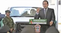 Toluca, Méx.- El gobernador estatal, Eruviel Ávila Villegas, entregó 20 camionetas Pick up a la 22ª. y 37ª. Zonas Militares, ubicadas en la entidad, como apoyo a las actividades que […]