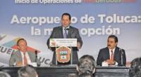 El gobernador del Estado de México, Eruviel Ávila Villegas, solicitó, formalmente al gobierno federal, a través de la Secretaría de Comunicaciones y Transportes (SCT) y autoridades aeronáuticas nacionales que en […]