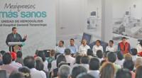 El gobernador del Estado de México, Eruviel Avila Villegas, inauguró la Unidad de Hemodiálisis del Hospital General de Tenancingo, donde se atenderá de manera gratuita a pacientes de municipios de […]