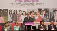 Toluca, Méx.- El gobernador de la entidad, Eruviel Ávila Villegas, tomó protesta a los integrantes del Consejo Mexiquense para la Atención de la Violencia de Género y Feminicidio, conformada por […]