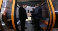 El gobernador Eruviel Ávila Villegas realizó un recorrido de supervisión del Mexicable, primer teleférico del país que será utilizado como sistema de transporte público, el cual lleva un avance del […]