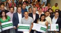 Con el fin de implementar y consolidar Agroempresas en núcleos ejidales, el gobierno mexicano, a través de la Secretaría de Desarrollo Agrario, Territorial y Urbano (SEDATU), entregó más de tres […]