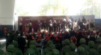 """Fue inaugurada por segundo año consecutivo la exposición """"La Gran Fuerza de México"""" por parte de la Secretaría de la Defensa Nacional (SEDENA) y el Tren Suburbano, que estará presente […]"""