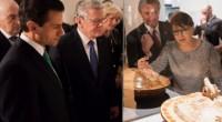 La exposiciónMayas, el lenguaje de la bellezafue inaugurada en el Museo Martin-Gropius-Bau, de la ciudad de Berlín, Alemania, por el presidente de México, Enrique Peña Nieto, y el mandatario del […]