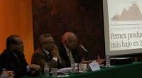 """Durante las mesas de análisis del foro nacional """"Desarrollo Sustentable, Cambio Climático y Medio Ambiente"""", organizado por la Unidad Nacional de Asociaciones de Ingenieros A.C., (UNAI), Manuel Viejo Zubicaray, profesor […]"""