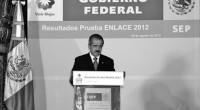 En la presentación de los resultados de la Prueba ENLACE en niveles básico y media superior, el titular de la Secretaría de Educación Pública, José Ángel Córdoba, dijo que esta […]