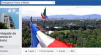 La Embajada de Francia en México dio a conocer el lanzamiento de su página Facebook, la cual puede ser consultada en: https://www.facebook.com/Embajada-de-Francia-en-México-1786546871629432/ Esta página propondrá a los visitantes una extensa […]