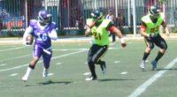 Por. Enrique Fragoso (fragosoccer) Los Titanes caen en casa ante Centauros por 34 a 6 en la liga FAM de futbol americano profesional.