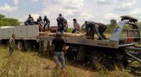 Con apoyo de la Misión Ambiental de la Gendarmería, destacada en la Reserva de la Biosfera de Calakmul, se logró desmantelar un centro de acopio clandestino de tala ilegal y […]