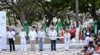 Se informó que CM/Heineken México y la Secretaría de Marina (Semar) inauguraron un gimnasio al aire libre en el Parque de la Armada de Veracruz, , con el objetivo defortalecer […]
