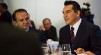 """El gobernador Alejandro Moreno Cárdenas presentó el proyecto """"Unamos México"""", que además de promover a Campeche como destino turístico y ofrecer una serie de promociones para que sea más atractivo […]"""