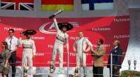 Nico Rosberg se convirtió en el campeón del primer Gran Premio de México del siglo XXI, después de lograr el 1-2 con su coequipero de Mercedes, Lewis Hamilton, este domingo […]