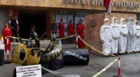 Una decena de activistas de Greenpeace depositaron ante la entrada de las oficinas de la Comisión Federal para la Protección contra los Riesgos Sanitarios (Cofepris) una abeja de papel maché, […]