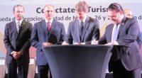 """El Programa """"Conéctate al Turismo"""" de la Secretaría de Turismo federal es un modelo de negocios que busca fortalecer el consumo interno, propiciando un mayor encadenamiento de proveedores nacionales con […]"""
