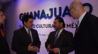 El secretario de Turismo del Estado de Guanajuato, Fernando Olivera Rocha encabezó la firma de Acuerdo de Colaboración entre la Secretaría de Turismo y Viajes El Corte Inglés en las […]