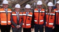 El Secretario de Economía, Ildefonso Guajardo Villarreal, y el Gobernador de Chihuahua, Javier Corral Jurado, inauguraron la nueva planta cervecera de Heineken, la cual tuvo una inversión de 500 millones […]