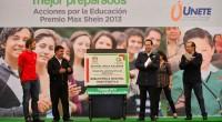 Hueypoxtla.- El gobernador Eruviel Ávila Villegas entregó el premio Max Shein 2013, que en su edición 17 fue otorgado a 280 estudiantes y 48 docentes de educación básica y media […]