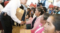 Huixquilucan, Mex.- Con apoyos y programas sociales se fortalece la economía de las familias y se beneficia a los que menos tienen, por ello se entregan bimestralmente las despensas denominadas […]