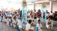 Con gran colorido, alegría y fervor pobladores de Zacamulpa celebraron la fiesta patronal anual para reafirmar los valores, las tradiciones, usos y costumbres de Huixquilucan. Los festejos dedicados a la […]