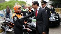 Huixquilucan, Méx.- El presidente municipal de esta población, Carlos Iriarte Mercado, entregó 16 vehículos a la Comisaría General de Seguridad Pública, Vialidad y Protección Civil para optimizar este servicio en […]