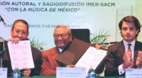 Con el objetivo de difundir la música mexicana, principalmente a sus autores, y ampliar el gran acervo de los creadores musicales, se realizó la firma del Convenio de Contribución Autoral […]
