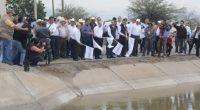 El Director General de la Comisión Nacional del Agua (Conagua), Roberto Ramírez de la Parra, en gira de trabajo por Coahuila, entregó diversas obras hidráulicas en beneficio de los usuarios […]