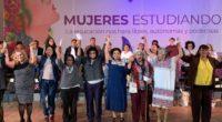 La alcaldesa, Clara Brugada Molina, entregó mil tarjetas del programa Mujeres Estudiando, la educación te hará libre, a vecinas de Iztapalapa mayores de 30 años de edad, que reanudan sus […]