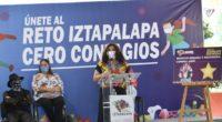 La alcaldesa, Clara Brugada Molina, dio inicio al Reto Iztapalapa Cero Contagios cuyo objetivo es sumar la mayor cantidad de habitantes y visitantes a esta demarcación al uso permanente de […]