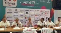 Se dio a conocer que serán la natación, bicicleta y carrera las tres especialidades que verán acción el 2 de febrero del 2014 durante el Triatlón Mérida 2014, evento con […]