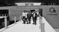 Zumpango.- Los diputado, Alejandro Olivares Monterrubio, presidente de la Comisión Legislativa de Seguimiento de la Operación de Proyectos para la Prestación de Servicios (PPS), y el diputado Daniel Parra Ángeles […]