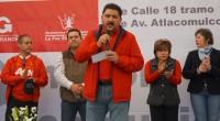 La Paz, Méx.- Habitantes de Valle de los Reyes y de San Sebastián Chimalapaya disfrutan las obras que inauguró el alcalde local, Juan José Medina Cabreraen, quein fue acompañado de […]