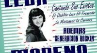 Se dio a conocer la nueva presentación de «Leda Moreno en el «Be Bops Diner», para el viernes 27 de marzo en la calle de Medellin #188, col. Roma a […]
