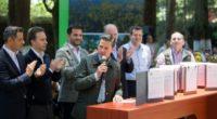 Al conmemorar el Día Mundial del Medio Ambiente, el Presidente Enrique Peña Nieto promulgó la Ley General de Desarrollo Sustentable y firmó diez Decretos de Reserva de Agua. Destacó que […]